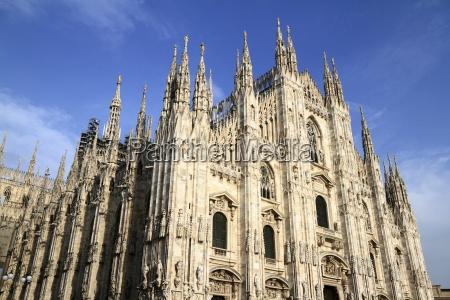 duomo di milano milan cathedral
