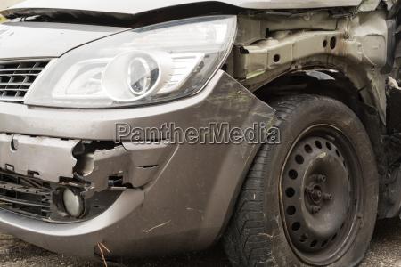 totalschaden am auto