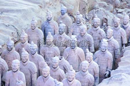 china xian shaanxi army of terracotta