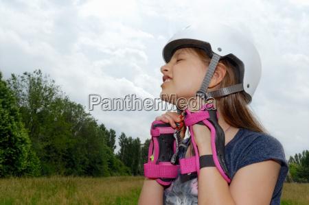 freizeit sport lebensstil weiblich park sommer
