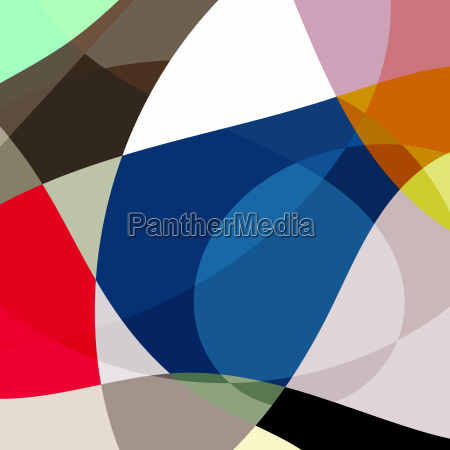 sommer farben abstrakt kontraste