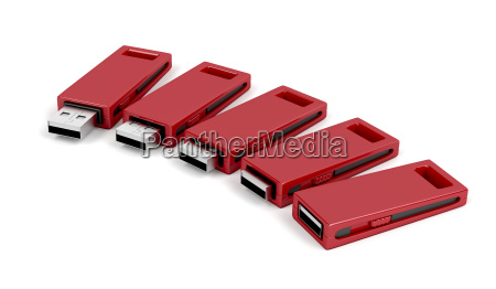 slide usb flash drives