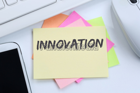 innovation idee fuehrung fuehren erfolg erfolgreich