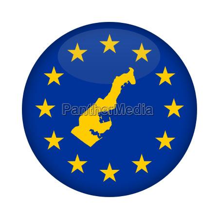 reflexion europa illustration reflektion fahne spiegelbild