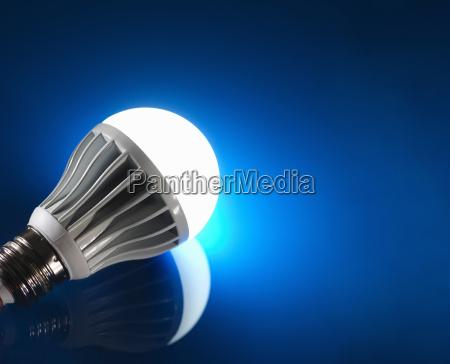 energiesparende led lampe