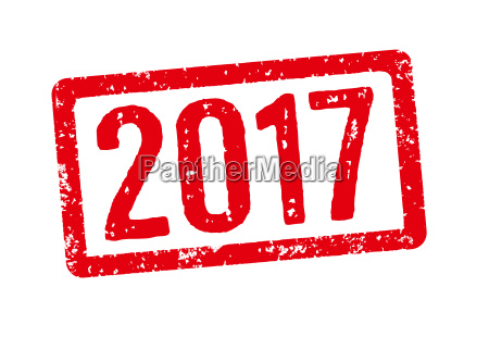 red stamp 2017