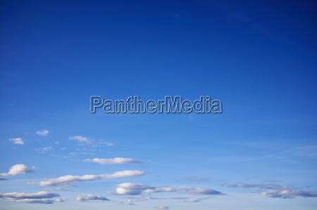blau wolke sommer sommerlich outdoor freiluft