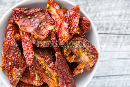 healthy dried tomatoes