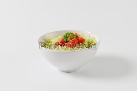 essig gurkensalat