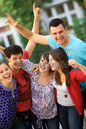 energetic, group, of, young, people - 18276724