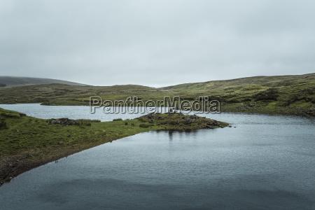 view of loughreema the vanishing lake