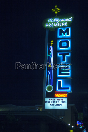 hollywood premiere motel in los angeles