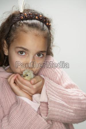 girl kissing chick