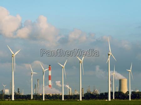 windkraftanlagen mit nuklearem rauchfang