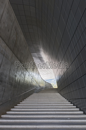 stairway in the dongdaemun history and