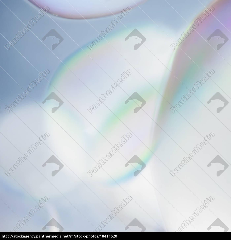 sonnenlicht, abstrakt, mit, kreisen, und, blasen - 18411520