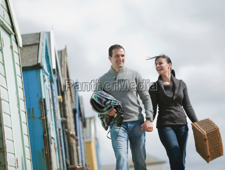 couple on a day out