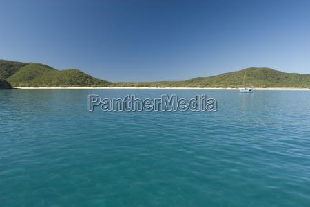 great keppel island abgeschiedene tropische strande
