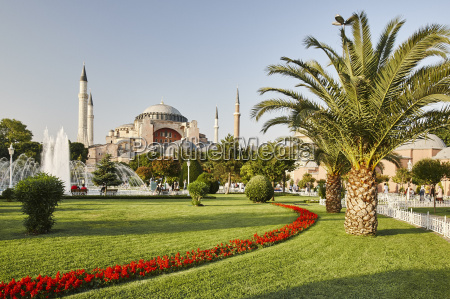 hagia sophia museum istanbul turkey