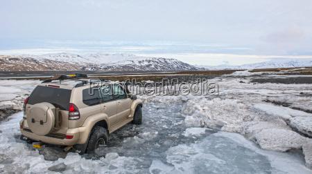 fahrt reisen winter transport transportieren gefroren