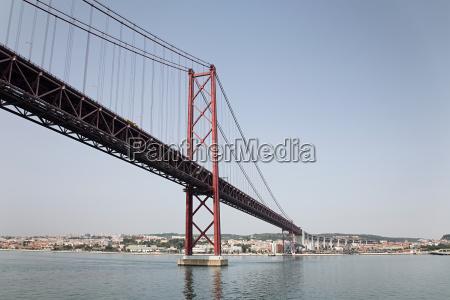 vasco de gama bridge lisbon portugal