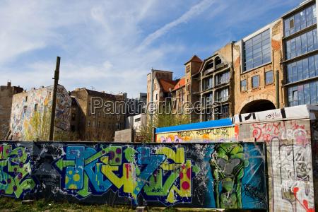graffiti an der berliner mauer berlin