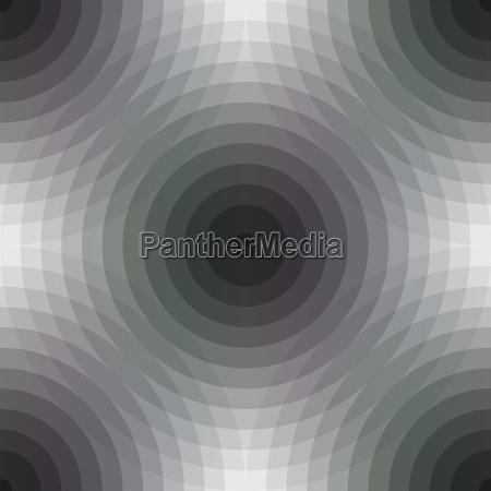 nahtlose muster hintergrund mit geometrischen formen