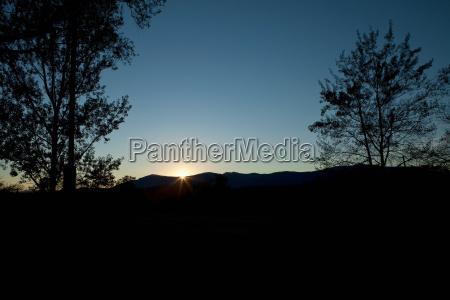 baum abend sonnenlicht outdoor freiluft freiluftaktivitaet