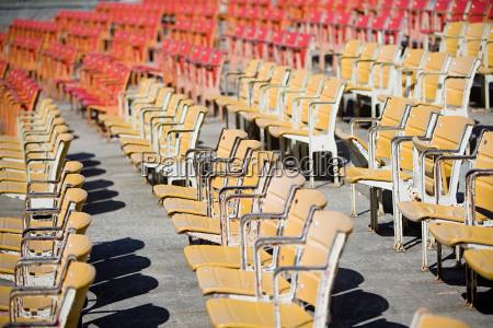 seats at yonkers raceway new york