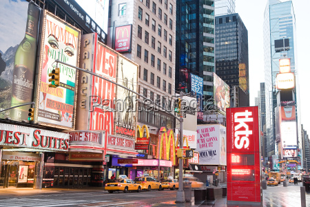 times square new york city new