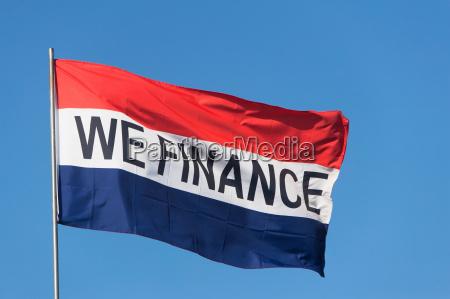 flagge sagen wir finanzieren