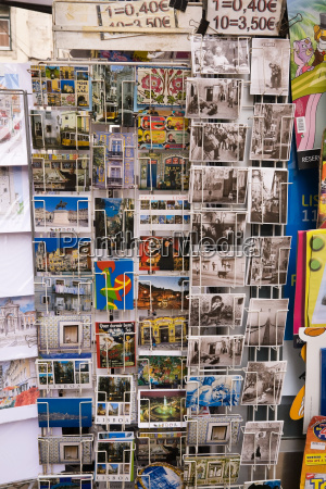 postcards for sale lisbon portugal