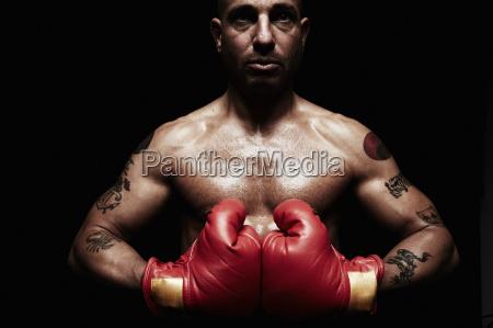 sport maennlich mannhaft maskulin viril portrait
