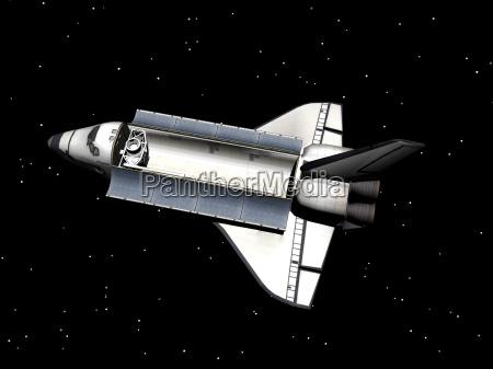 space shuttle im all