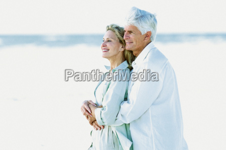 couple by the sea