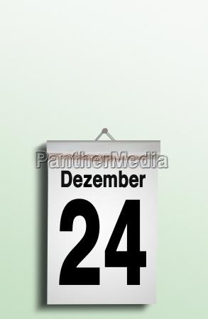 kalender - 18768224