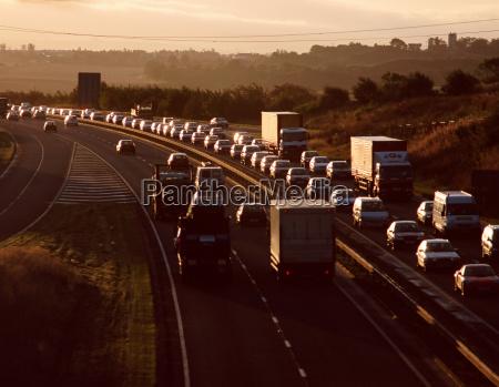 horizont verkehr verkehrswesen auto automobil personenkraftwagen