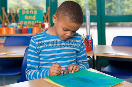 boy, drawing - 18865022