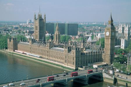 houses of parliament london grossbritannien
