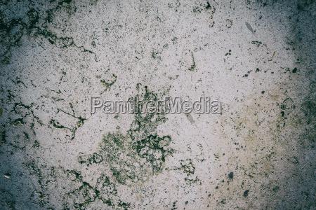 einfache alte betonmauer