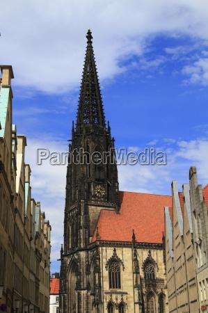 st lamberti church muenster germany