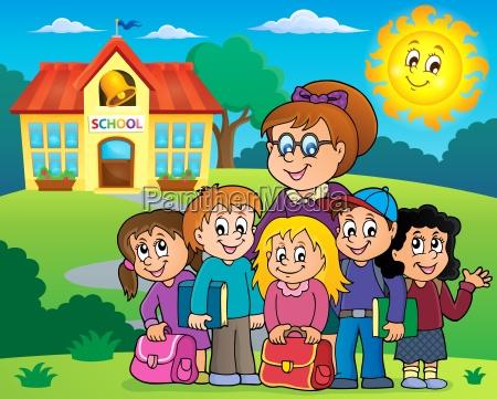 school class theme image 4