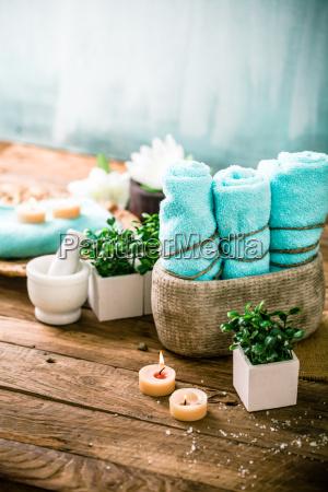 spa einstellung
