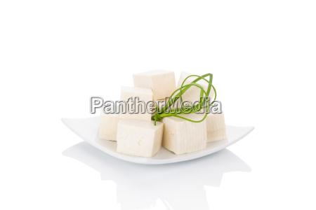 kulinarische tofu essen