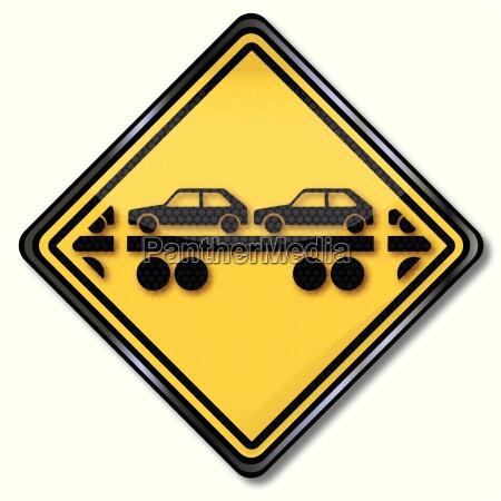 shield autozug and cars on wagons