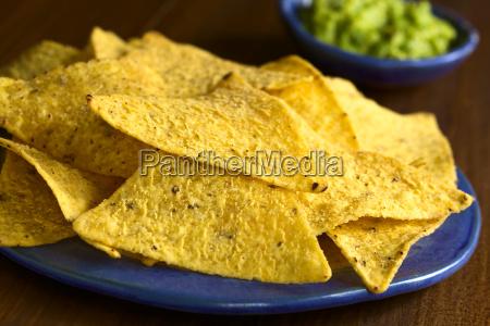 corn tortilla chips