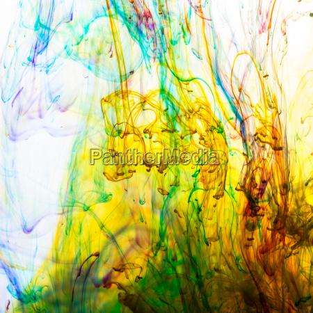 kunst chaos abstraktes abstrakte abstrakt brennend