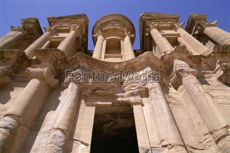ad dayr el deir the monastery