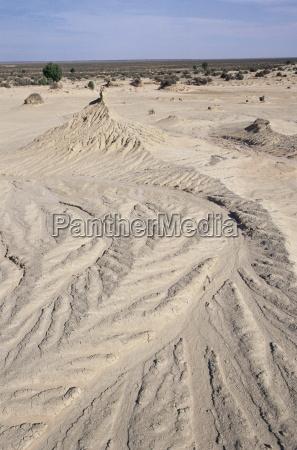weathered ground mungo national park new