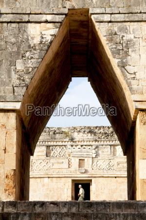 mayan ruins of uxmal unesco world